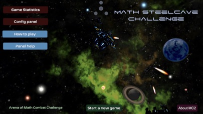 Math SteelCave Challenge Screenshot 1