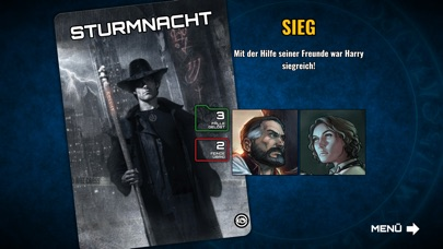 Screenshot 5 Dresden Files Co-op Card Game