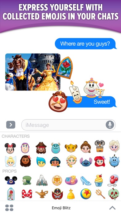 Screenshot #6 for Disney Emoji Blitz with Pixar