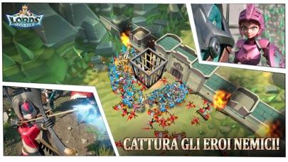 Screenshot of Lords Mobile: War Kingdom3