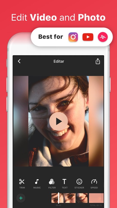 download InShot Video Editor Music, Cut apps 4
