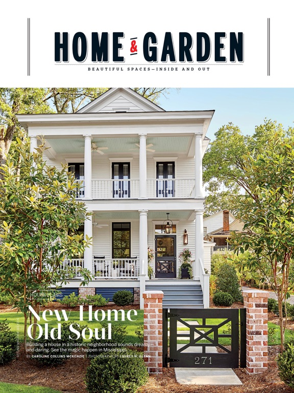 App shopper southern living magazine newsstand for Southern living login