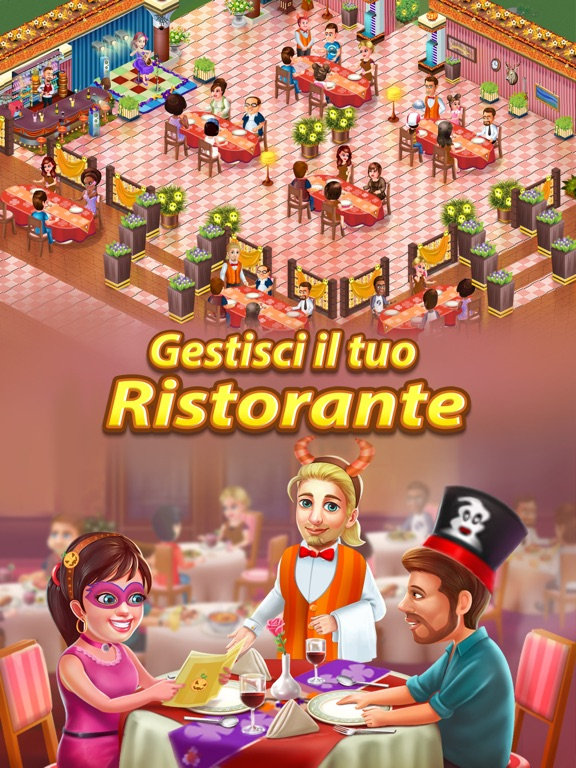 Star Chef: Gioco di Cucina Screenshot