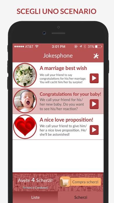 Screenshot of JokesPhone1