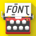 Fonter—Text Arts
