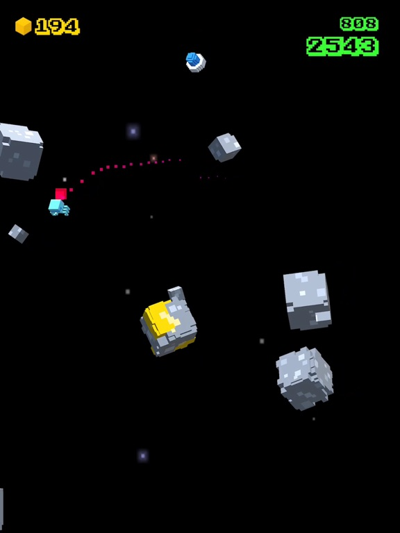 Screenshot 3 Asteroid Asteroid