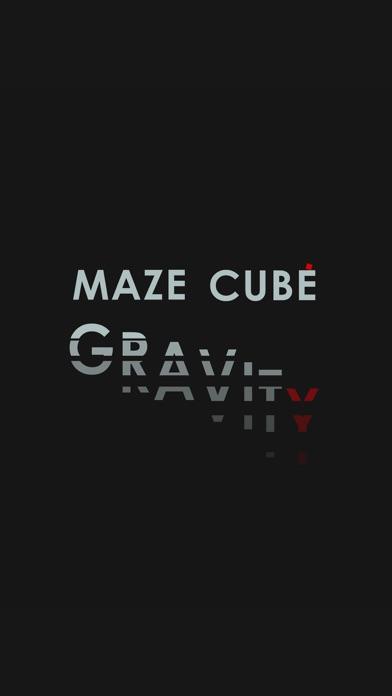 maze cube gravityのスクリーンショット1