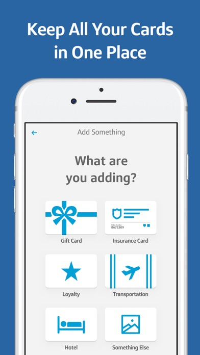 how to add anothr card on the medicare app
