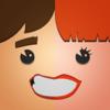 フェイスミックス:友達と顔をスイッチ