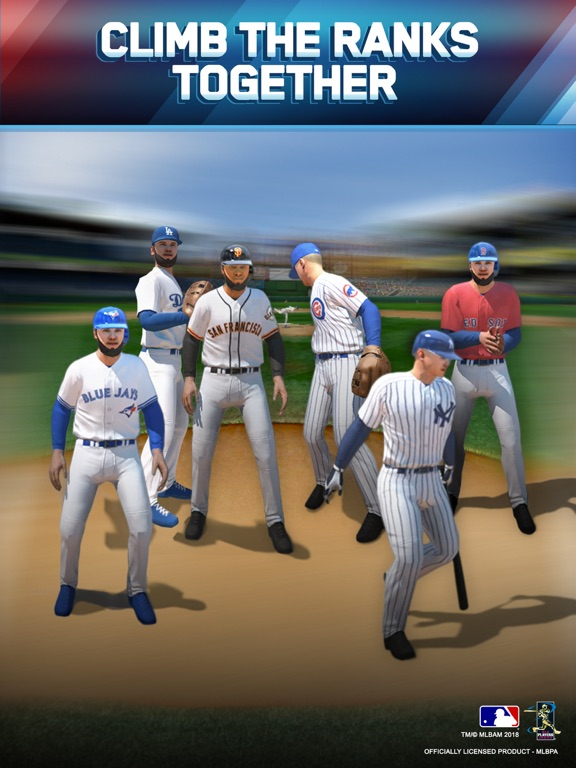 MLB Tap Sports Baseball 2018 Screenshots