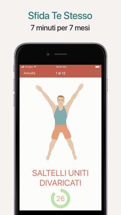 Seven – 7 minutos de ejercicio Screenshot