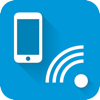 bt notice app in remote device - smart bluetooth Icon