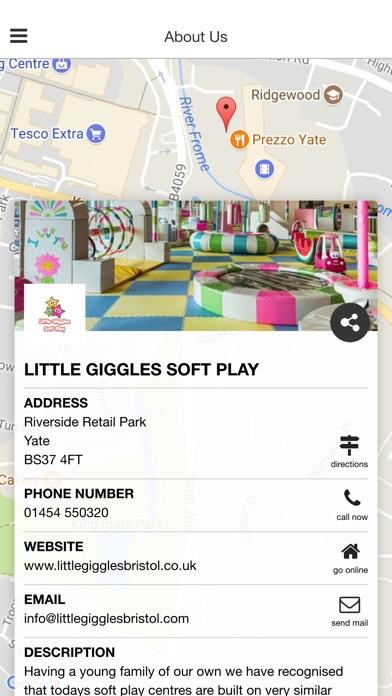 little giggles soft play app report on mobile action. Black Bedroom Furniture Sets. Home Design Ideas