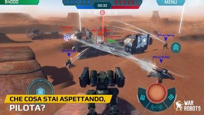 Screenshot of War Robots5