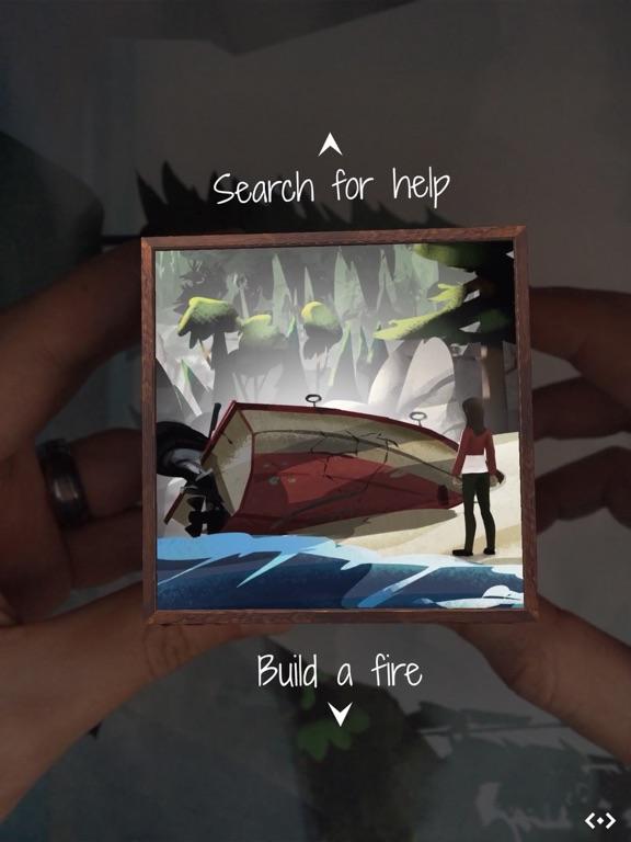 57° North for Merge Cube Screenshots