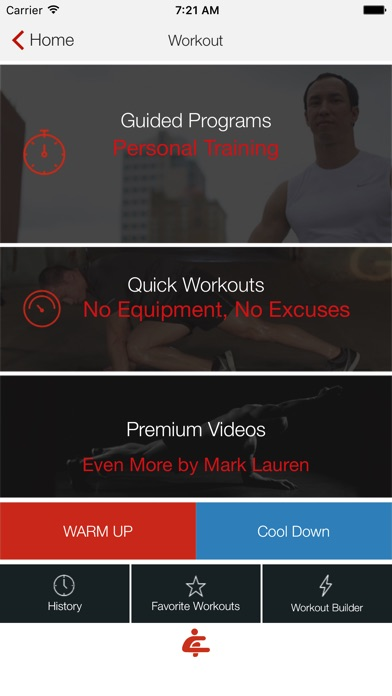 Bodyweight Training: YAYOG screenshot 4