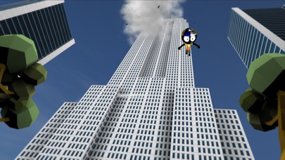 Stickman Base Jumper 2 Скриншоты5
