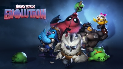 download Angry Birds Evolution apps 2