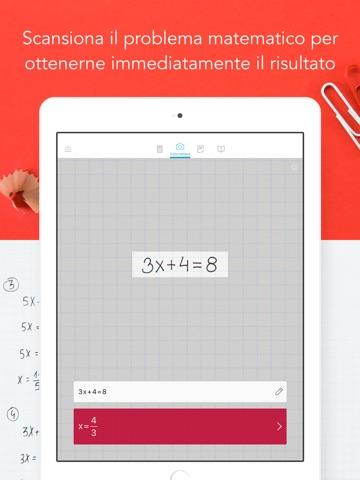 Photomath screenshot 1