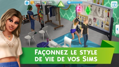 download Les Sims™ Mobile apps 0