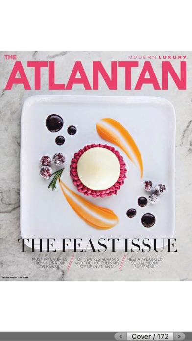 The Atlantan review screenshots