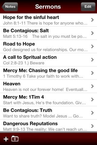 BibleScope screenshot 3