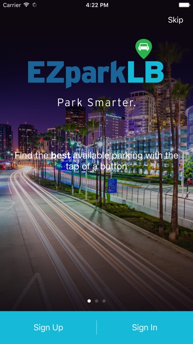 Downtown Long Beach Parking Monthly
