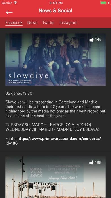 download Primavera Sound apps 3
