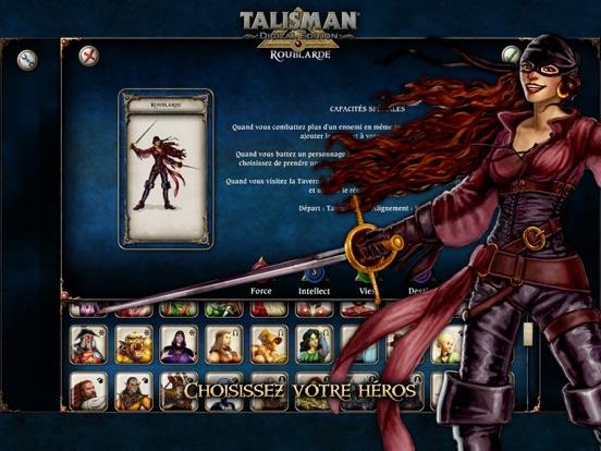 Screenshot #5 pour Talisman