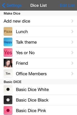 Make Dice screenshot 4