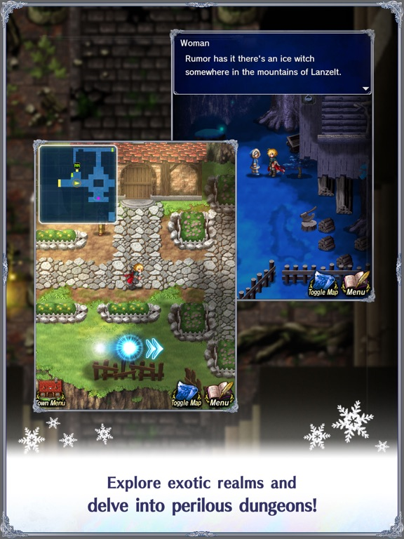FINAL FANTASY BRAVE EXVIUS Screenshots