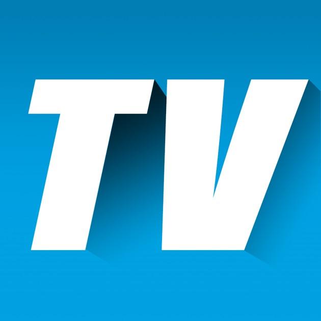 tv en direct replay guide tv dans l app store. Black Bedroom Furniture Sets. Home Design Ideas