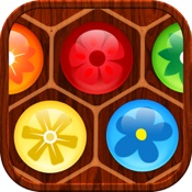 花朵消消乐 – Flower Board – A relaxing puzzle game [iPhone]