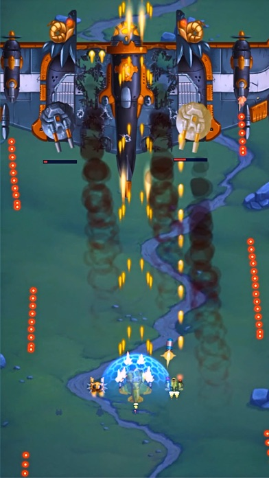 HAWK: Freedom Squadron Shooter screenshot 9