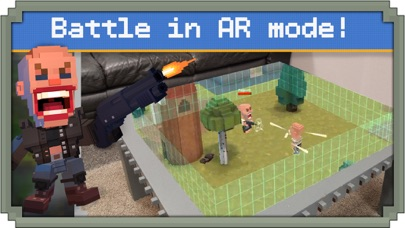 Screenshots of Guns Royale for iPhone
