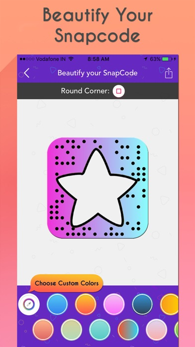Beautify Your Snapcode App Report On Mobile Action App Store Optimization And App Analytics