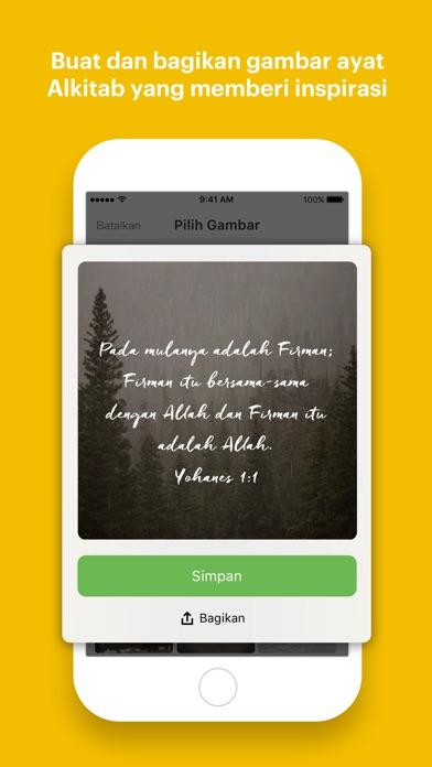 Jepretan Layar iPhone 4