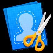 Cut Out Shapes: Erase Elements