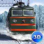 Russian Railway Train Simulator 3D Full