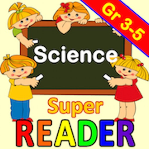 Super Reader - Science