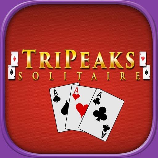 Tripeak Solitaire Ultimate iOS App