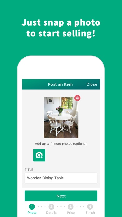 download OfferUp - Buy. Sell. Simple. apps 0
