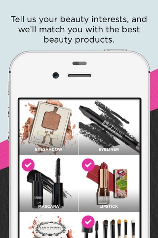 ipsy - makeup, beauty, tips screenshot 1
