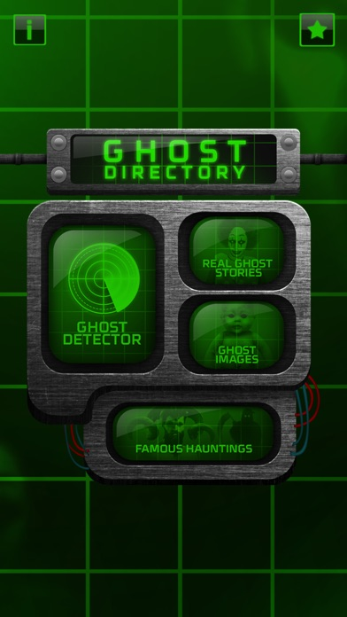 Screenshots of Ghost Detector & Radar Tracker for iPhone