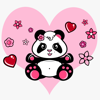 Cute Panda Stickers Pack! Wiki