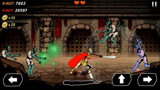 World Of Blade: Zombie Slasher Screenshot