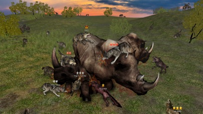 Screenshots of Wolf Online for iPhone