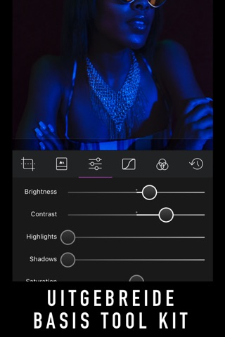 Darkroom – Photo Editor screenshot 1