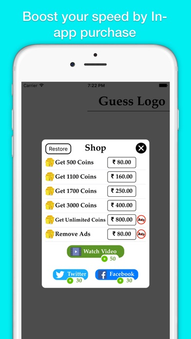 Guess Logo Im App Store