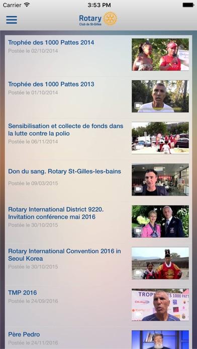 Capture d'écran de Rotary Club St-Gilles3